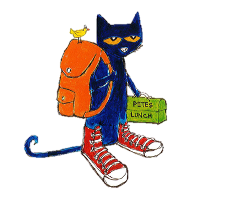Group 1-2 Transport lesson 1 Pete the Cat by Yvonne Scherphof on Genially