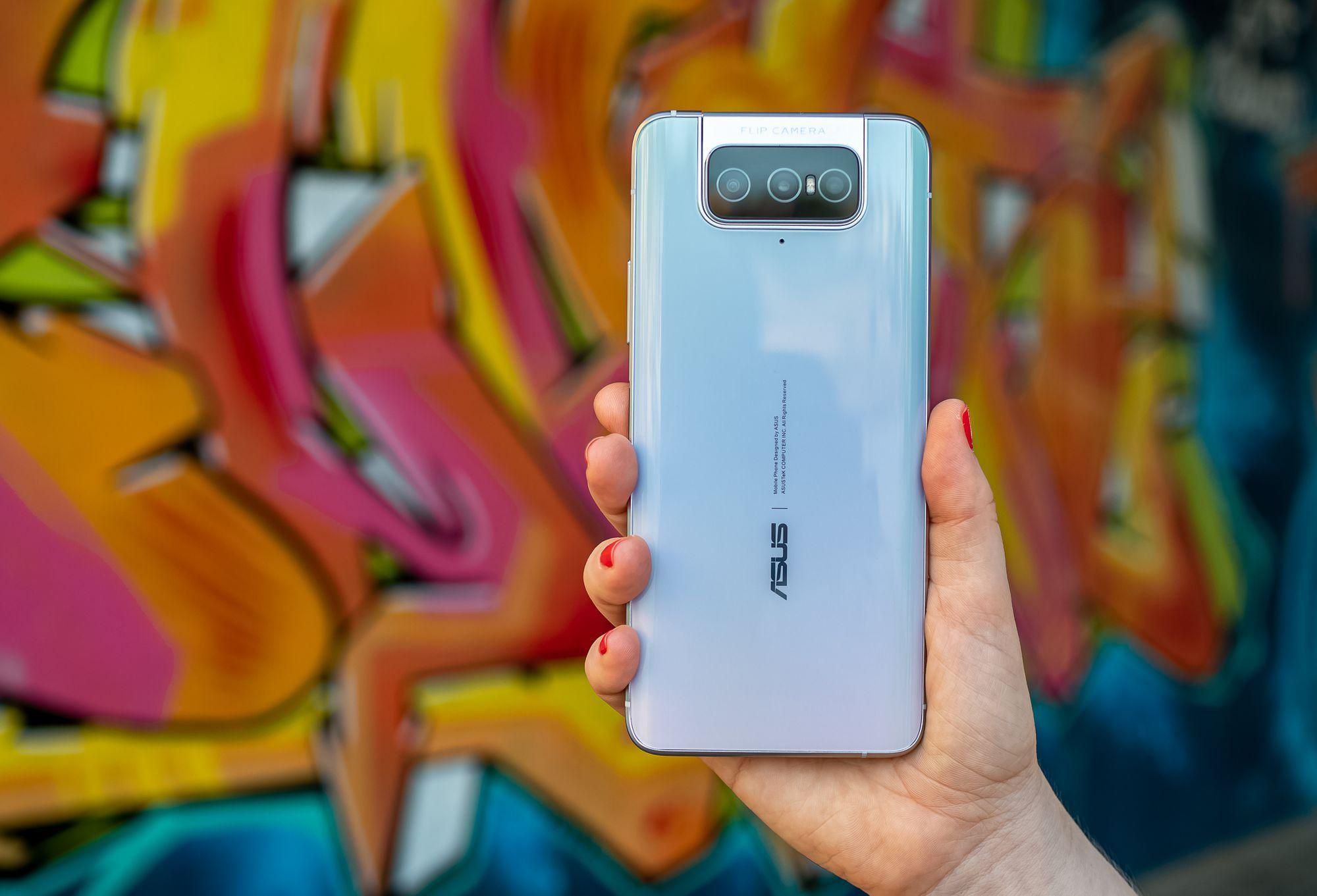 Asus ZenFone 7 Pro, análisis y opinión   Tecnología - ComputerHoy.com